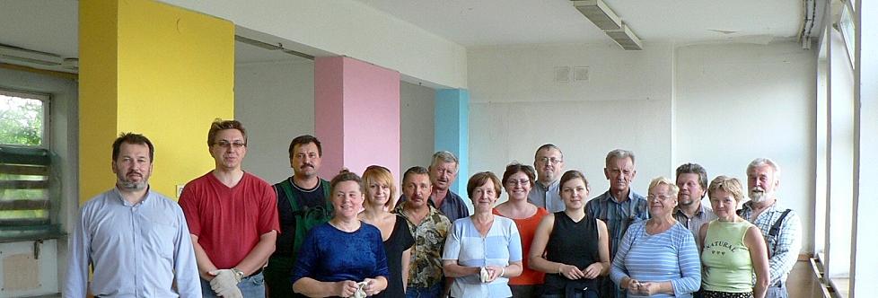 Ks.Jerzy Bogacewicz z bratczykami