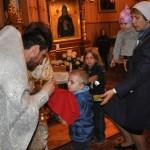 W cerkwi Narodzenia Bogurodzicy