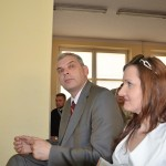 pan.Al-der Sosna i p.Joanna Misiuk