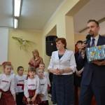 pan Igor Łukaszuk, radny, przew.komisji ds oświaty