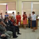 panie dyrektorki szkół -Eugenia Gałko,Eugenia Wasiluk, Zofia Tymińska